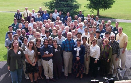 2000 Western Mensurationists Group Picture