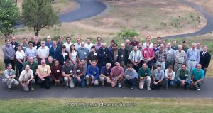 2001 Western Mensurationists Group Picture