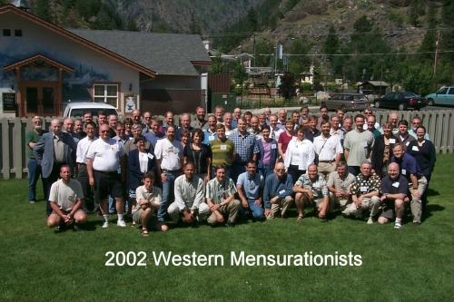 2002WesternMensurationistsGroupPicture