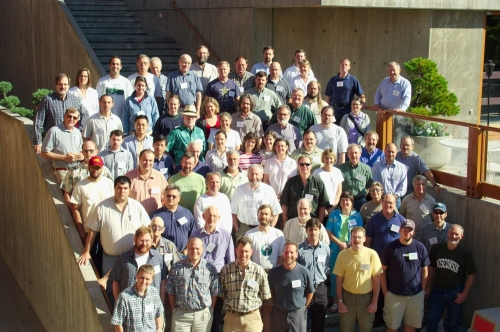 2004 Western Mensurationists Group Picture
