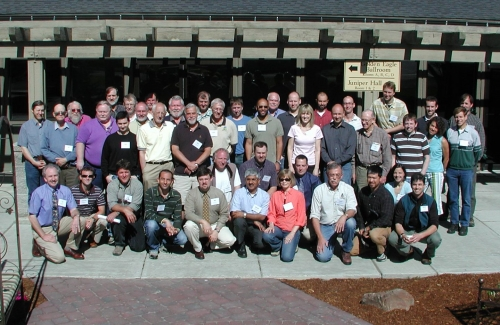 2008 Western Mensurationists Group Picture