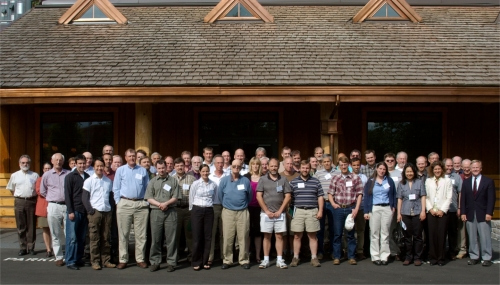 2009 Western Mensurationists Group Picture