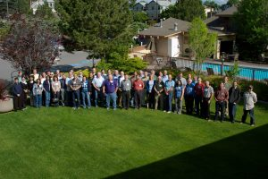 2010 Western Mensurationists Group Picture