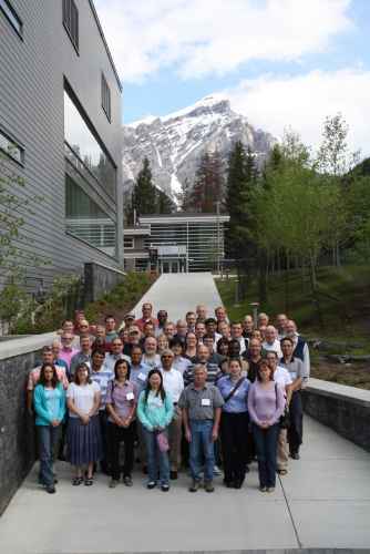 2011 Western Mensurationists Group Picture