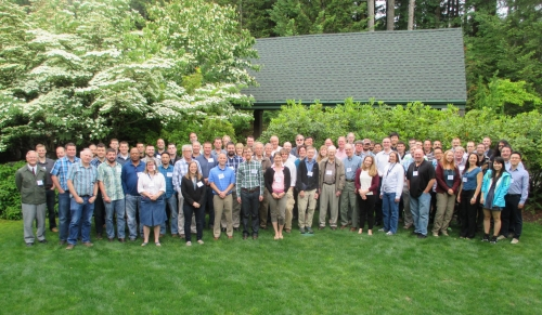 2016 Western Mensurationists Group Picture